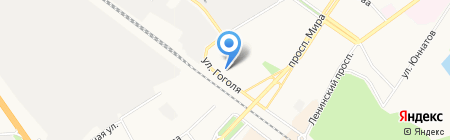 КЛИНМЕЖРАЙГАЗ на карте Химок