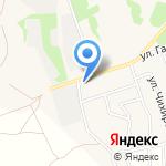 Отделение Управления Федеральной миграционной службы России по Тульской области в Ленинском районе на карте Ленинского