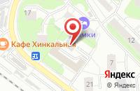 Схема проезда до компании РемДорРус-Сервис в Химках