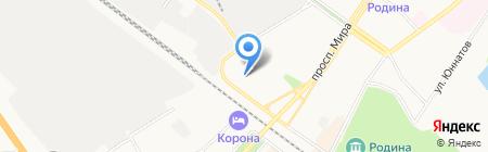 Альмакс Групп на карте Химок