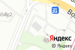 Схема проезда до компании ЧПУ Технологии в Москве