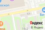 Схема проезда до компании Багетный салон на Химкинском бульваре в Москве