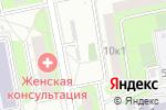 Схема проезда до компании Сирена в Москве