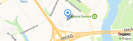 Кронт-М на карте Химок