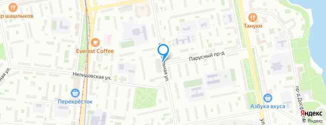 Штурвальная улица