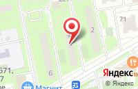 Схема проезда до компании ФИС Групп в Москве