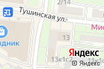 Схема проезда до компании Венивита в Москве