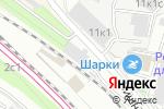 Схема проезда до компании На Тушинской в Москве