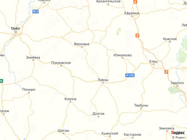 деревня Березовец на карте