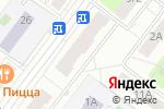 Схема проезда до компании Оптик-А в Химках
