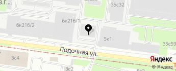 Liberum Auto service & styling на карте Москвы