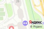 Схема проезда до компании N-Ergo в Москве