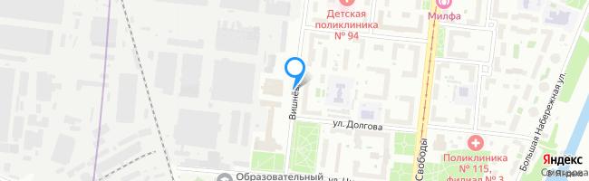 Вишнёвая улица