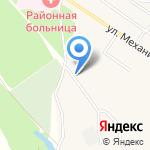 Ленинский на карте Ленинского