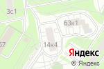 Схема проезда до компании Клиника современной медицины в Москве