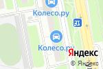 Схема проезда до компании TroubleMaykerz в Москве