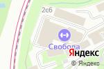 Схема проезда до компании Ворота в Москве