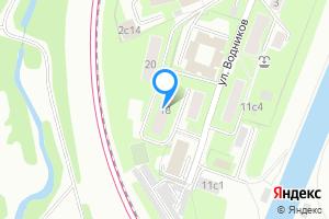 Снять однокомнатную квартиру в Москве ул. Водников 18