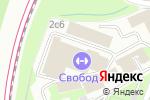 Схема проезда до компании Evopol в Москве