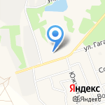 Магазин продуктов на карте Ленинского