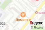 Схема проезда до компании АБК в Москве