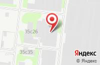 Схема проезда до компании Север горячие крендели в Москве