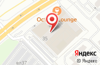 Схема проезда до компании Центропарк в Москве