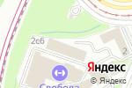 Схема проезда до компании Водники в Москве