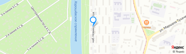 набережная Новикова-Прибоя