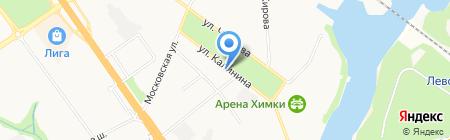 Techauto на карте Химок