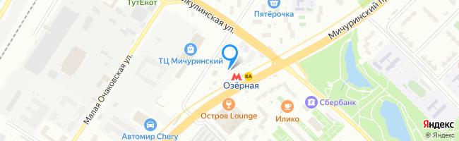 Озёрная площадь