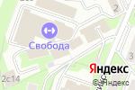 Схема проезда до компании DFI accessories в Москве