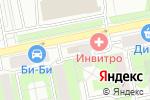 Схема проезда до компании Мир джинсов в Москве