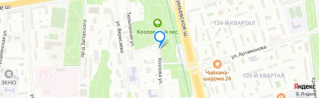 Козлова улица