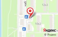 Схема проезда до компании Элис-Торг в Москве