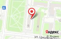 Схема проезда до компании НД-Граунд в Москве