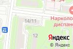 Схема проезда до компании Башмачникъ в Москве