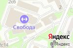 Схема проезда до компании Спецтранс в Москве