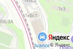 Схема проезда до компании АйПиМатика в Москве