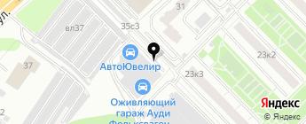 CarDiagnos на карте Москвы