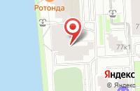 Схема проезда до компании Информационный Центр «Финансы и Кредит» в Москве