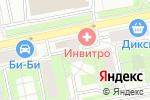 Схема проезда до компании Apple Service Gadget в Москве