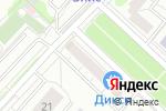 Схема проезда до компании Бристоль в Москве