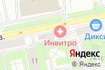 Схема проезда до компании Долголет-1 в Москве