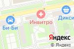 Схема проезда до компании Е-ЖИДКОСТИ в Москве