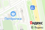 Схема проезда до компании Кольчуга в Москве
