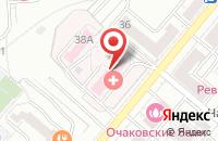 Схема проезда до компании Венера в Москве