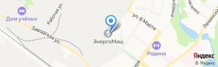 ТЕЛЕКОР на карте Химок