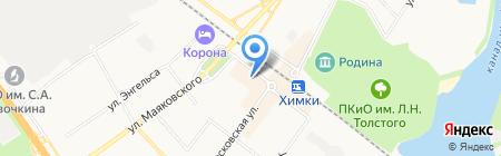 МОЛ.БУЛАК.РУ на карте Химок