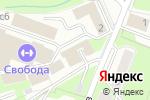 Схема проезда до компании DMG Logistics в Москве